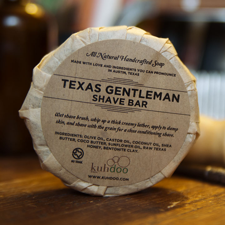 Texas Gentleman Shave Bar