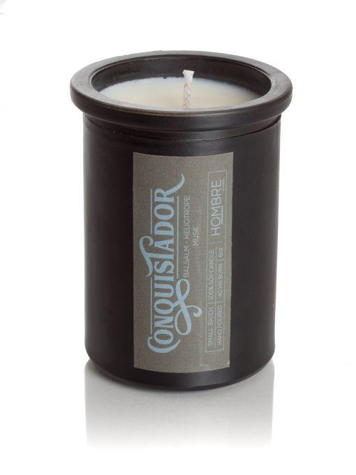 Conquistador Candle